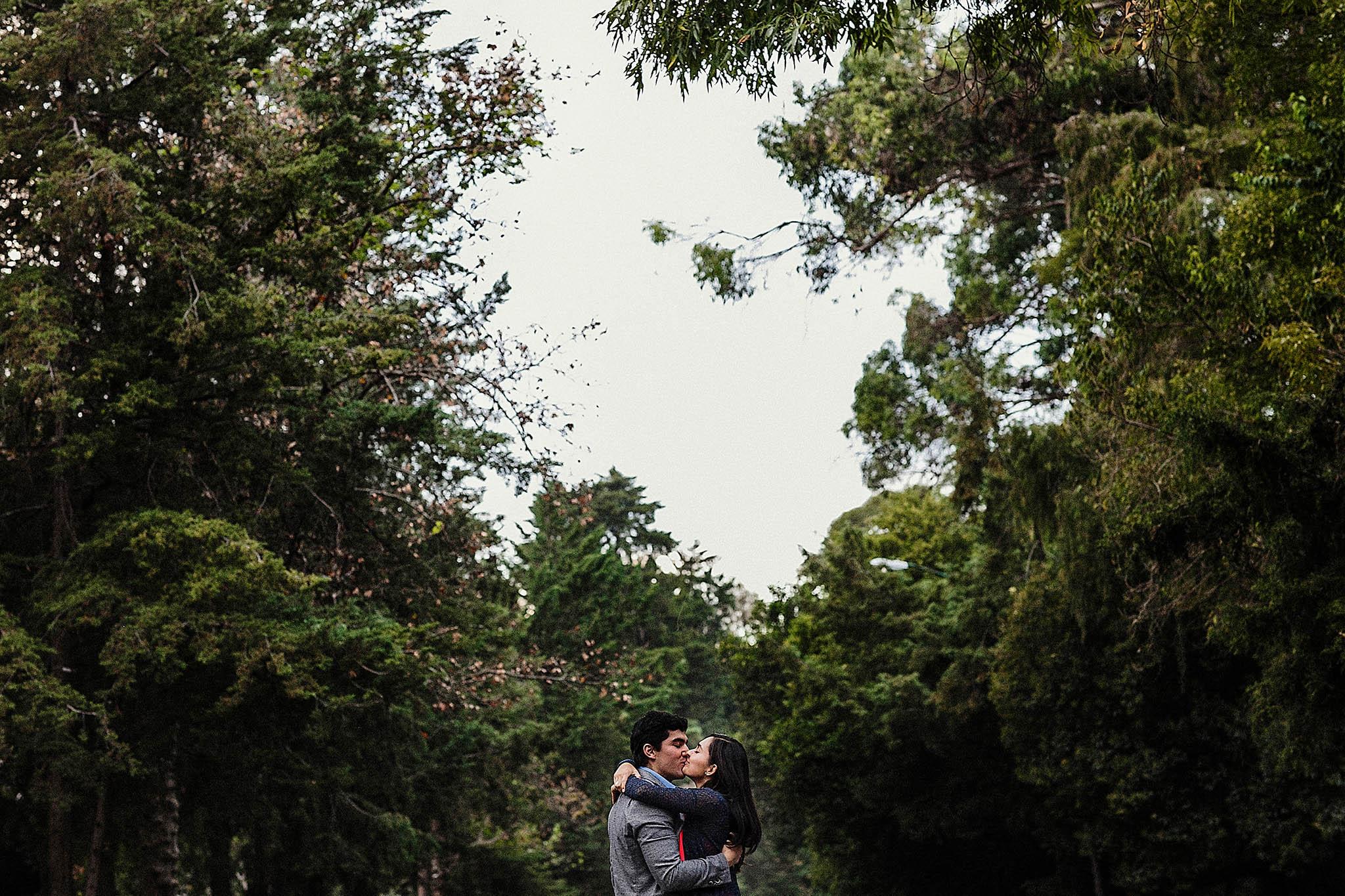Sesión de fotos en la Ciudad de México