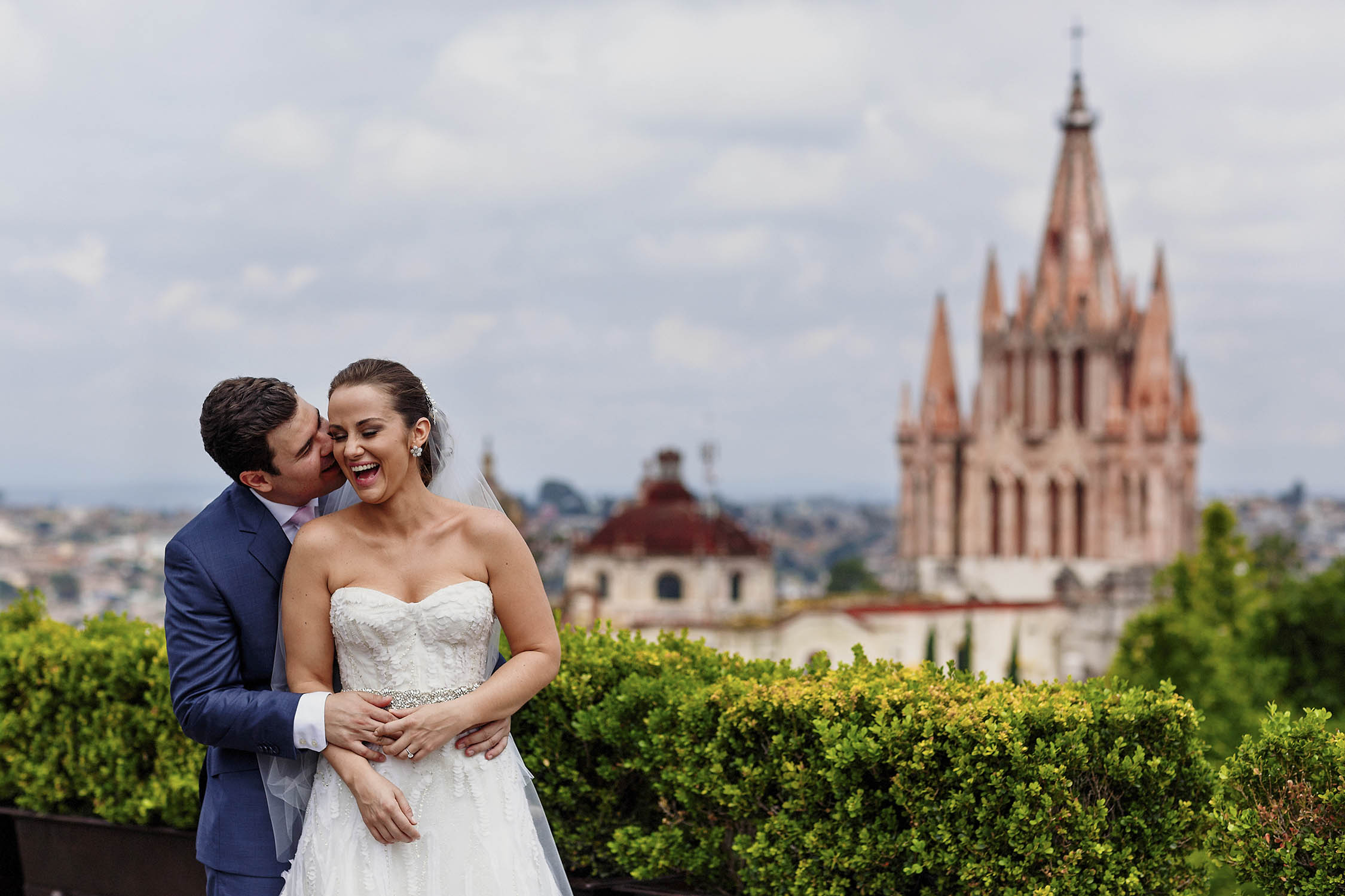 San Miguel de Allende Wedding Photography