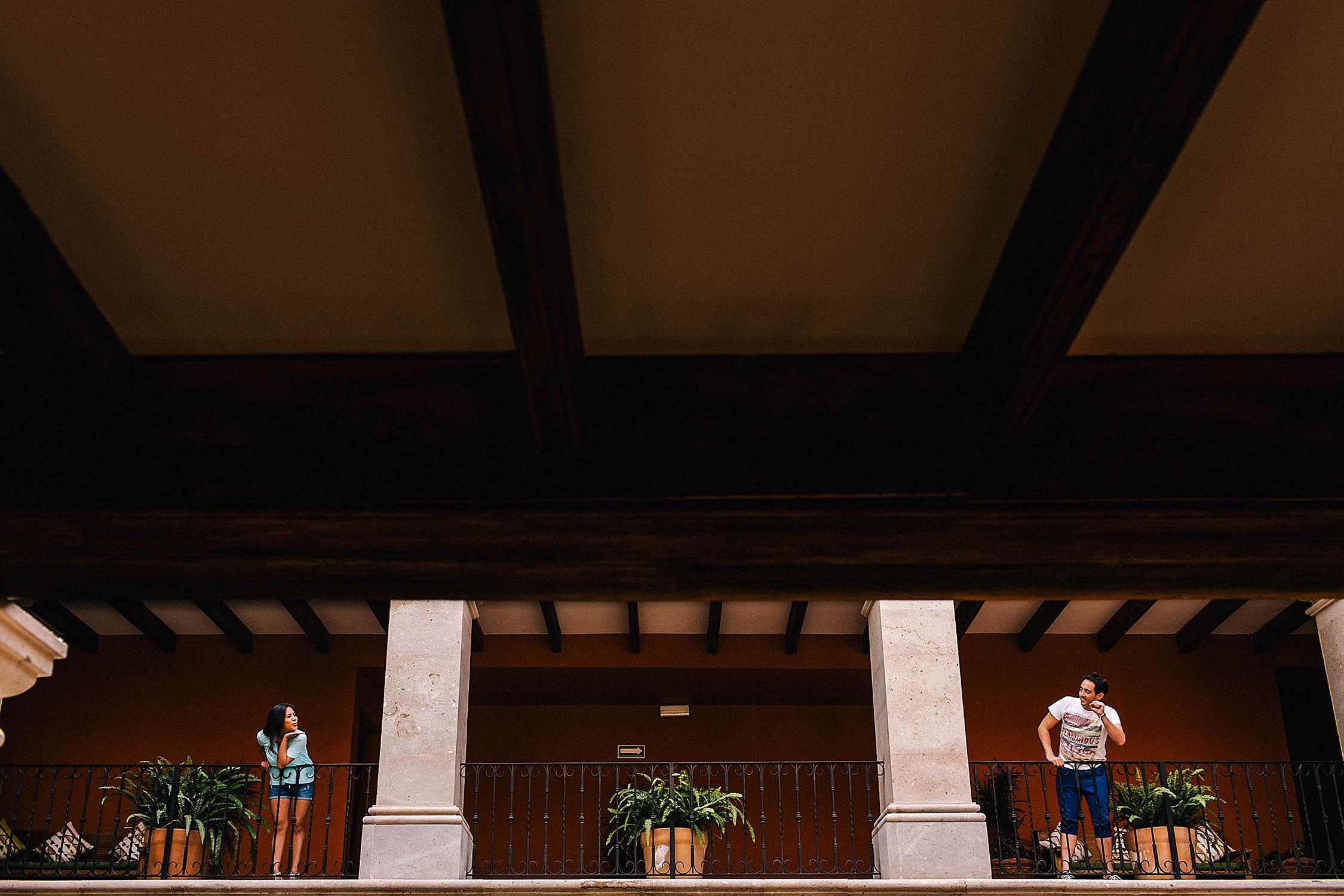 Sesion de fotos en San Miguel de Allende