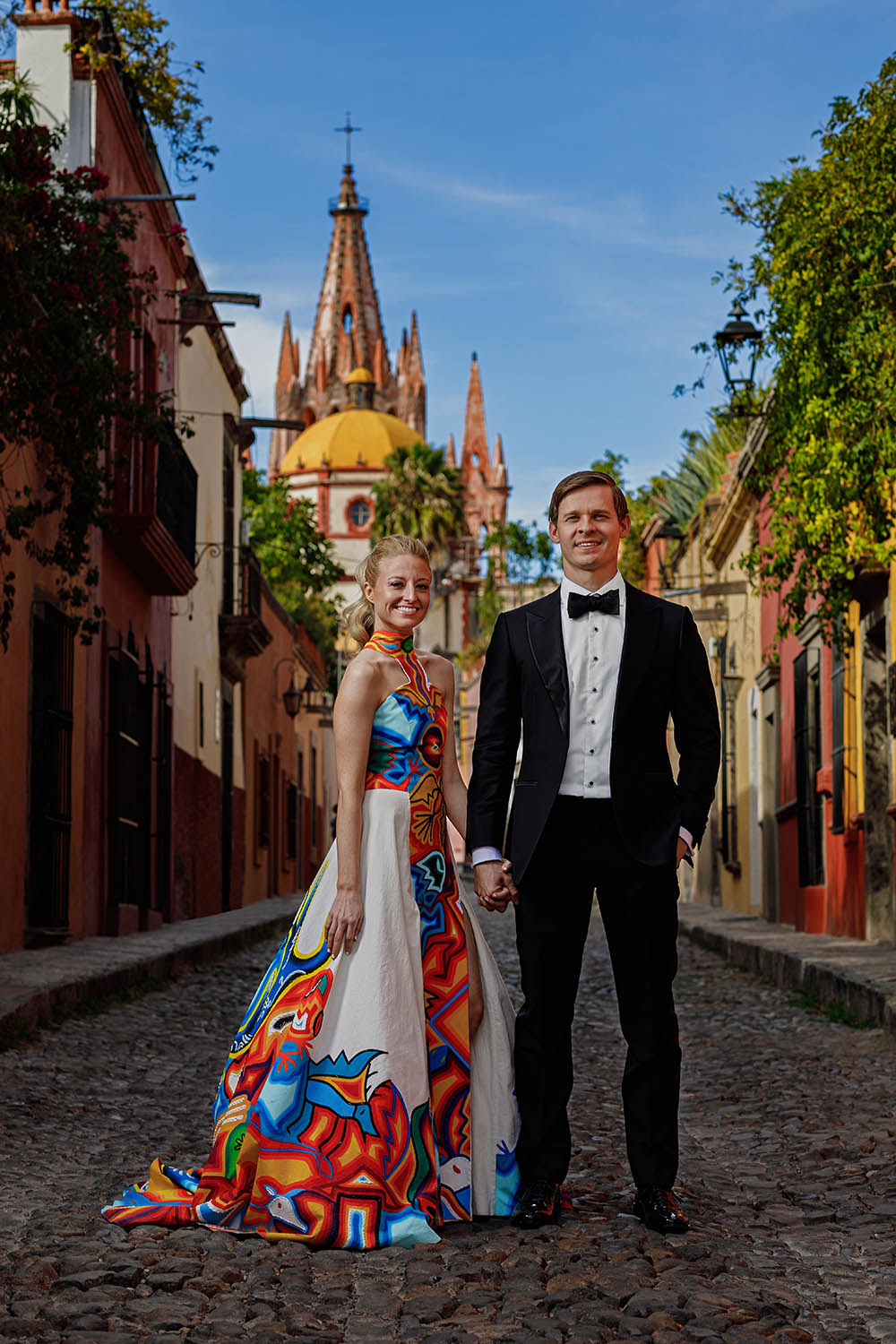 Destination Wedding San Miguel de Allende