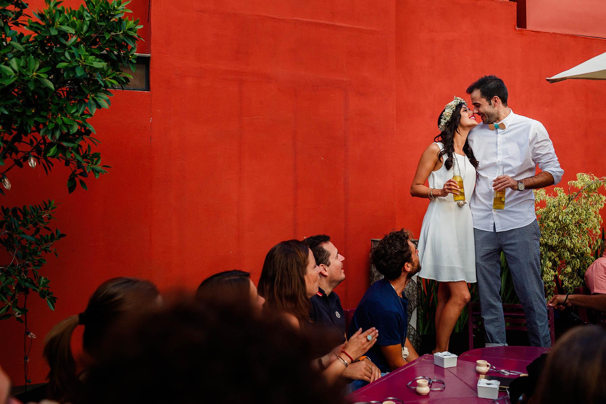 Bodas destino en San Miguel de Allende
