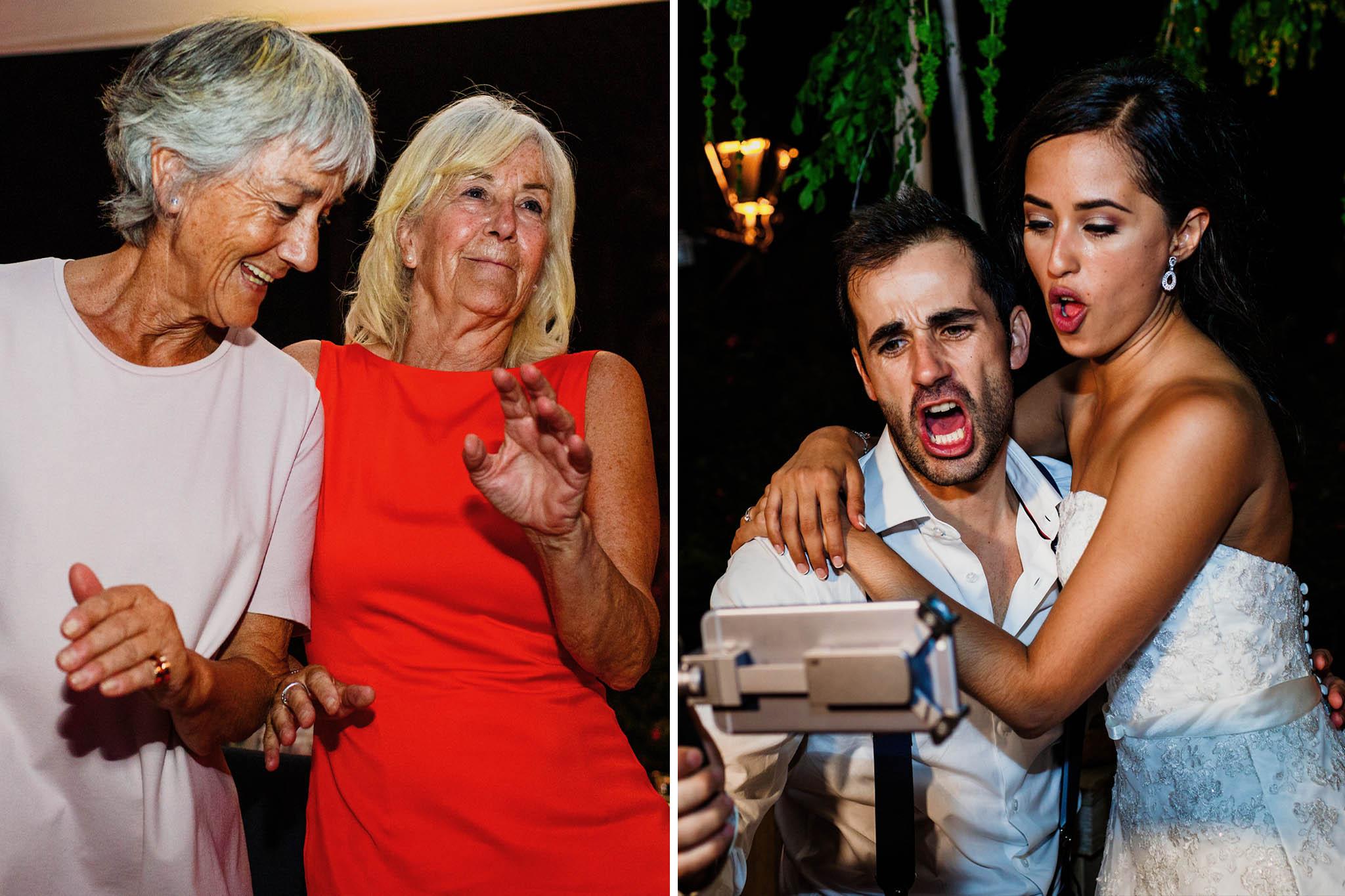 Fotos de fiestas de bodas en Belmond Casa de Sierra Nevada