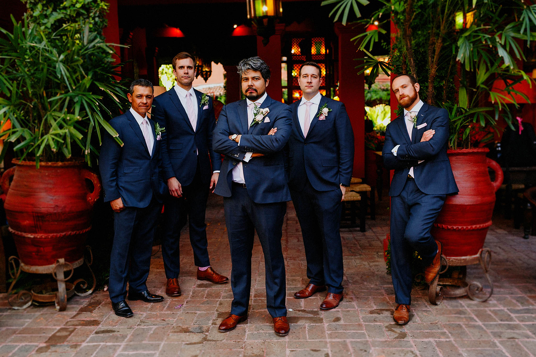 Destination wedding Casa Hyder