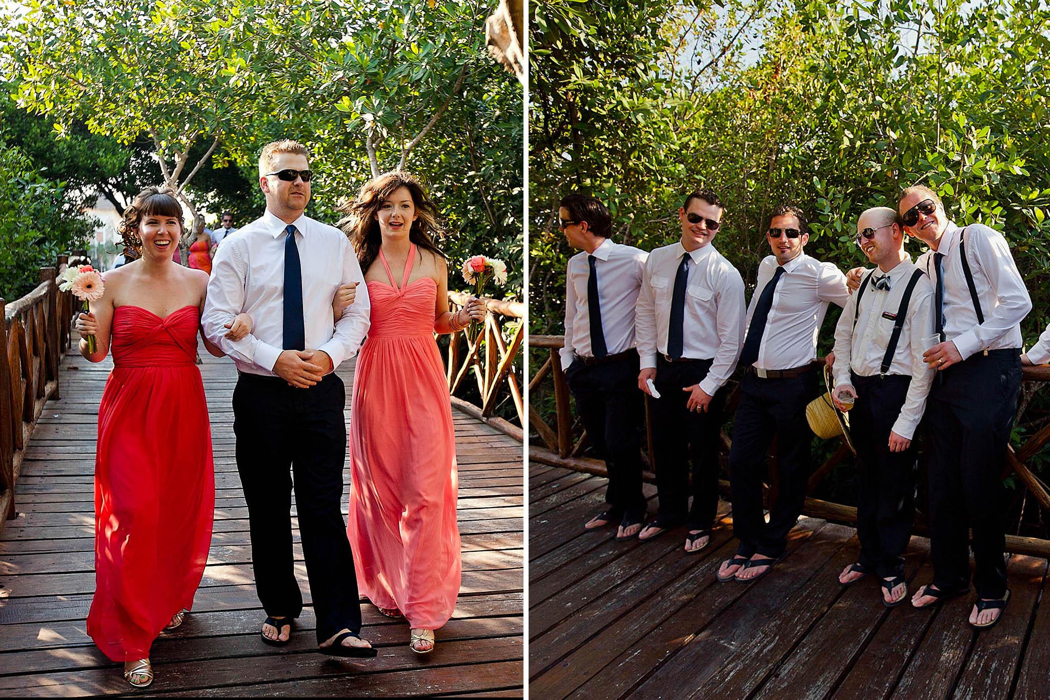 Los mejores fotógrafos de bodas en Tulum