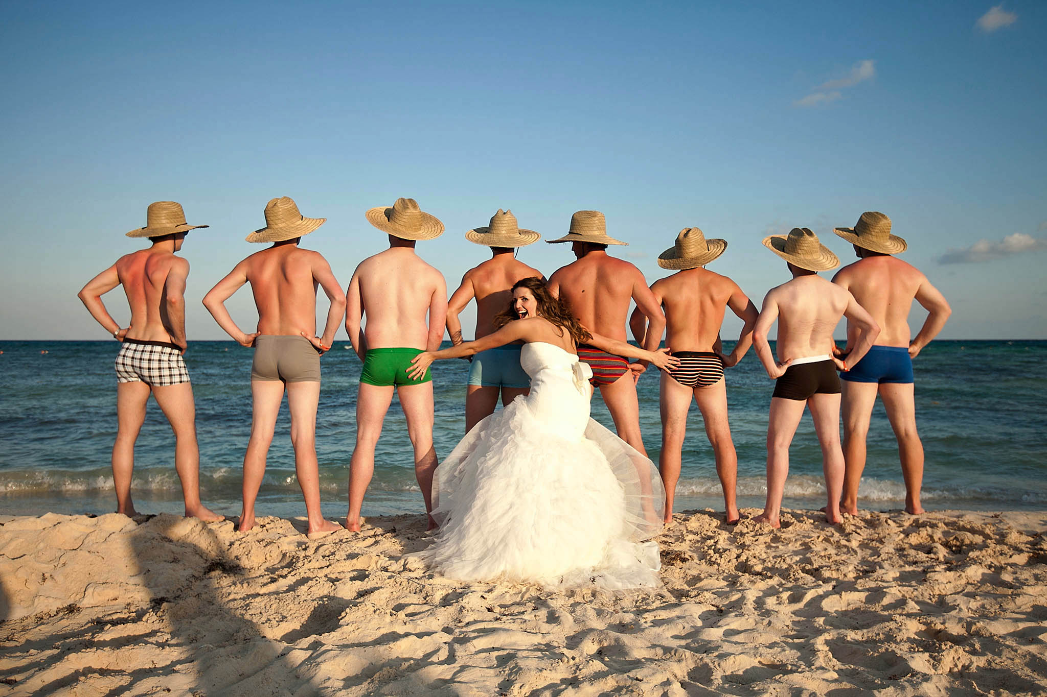 Best wedding photographer in Tulum