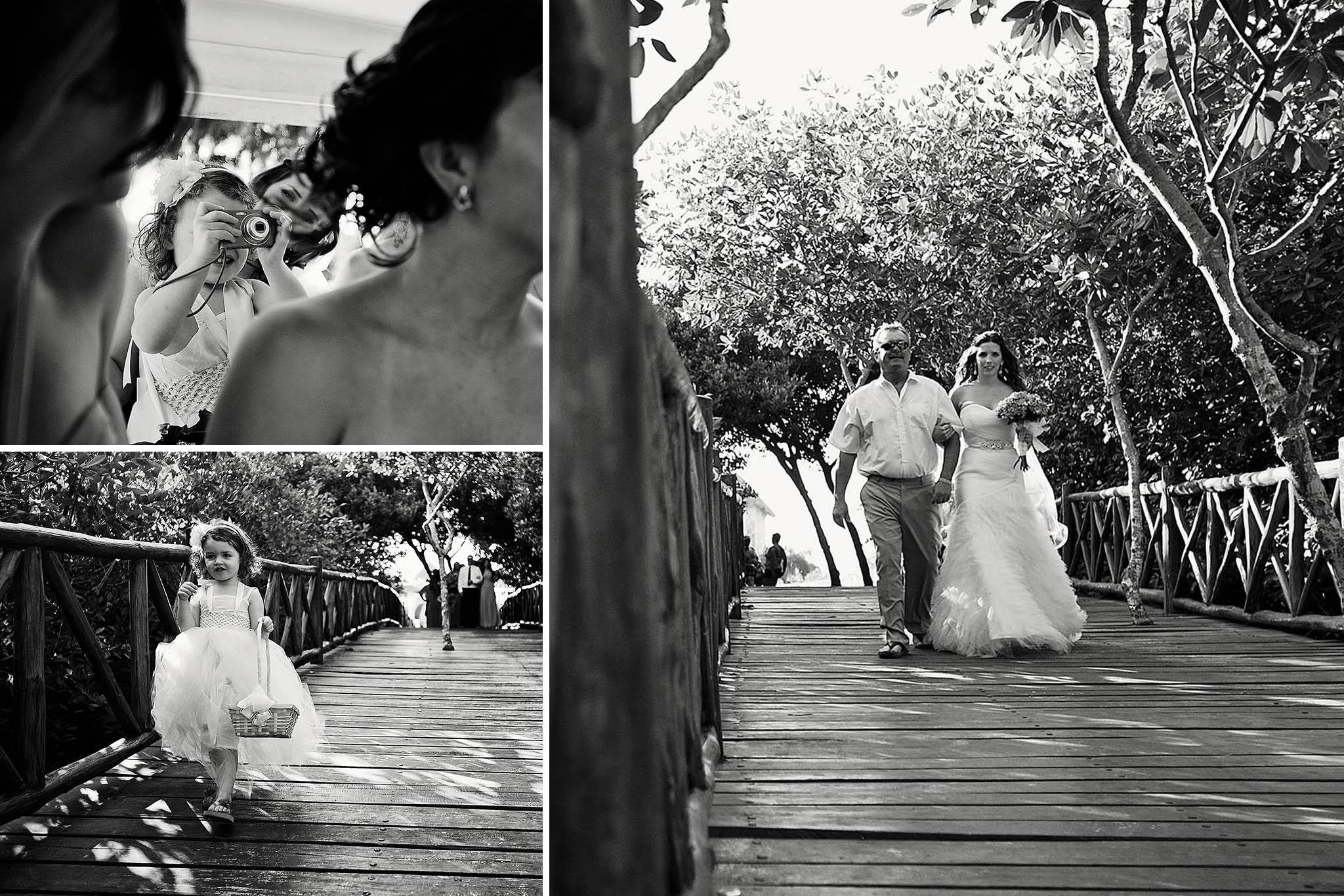 Fotografo de bodas en Tulum
