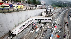 Santiago, trenes, accidentes, mentiras y redes sociales