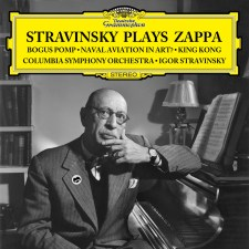 Stravinsky plays Zappa
