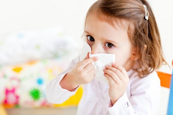 Le malattie da raffreddamento nei bambini