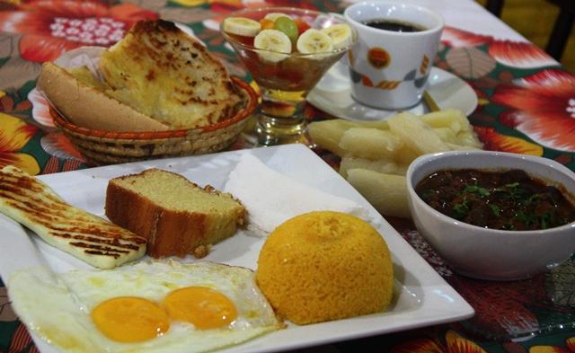 Comida Nordestina - Café Nordestino