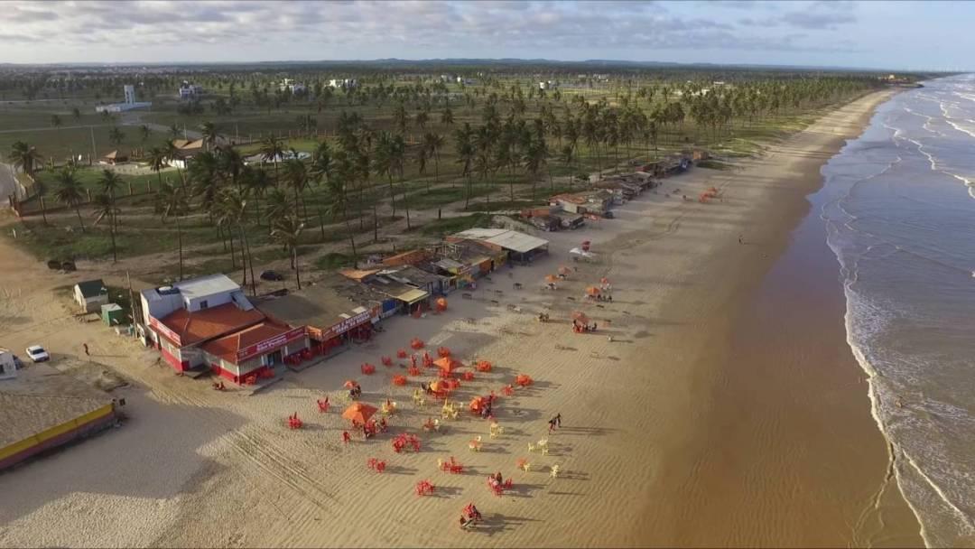Praia da Costa Sergipe