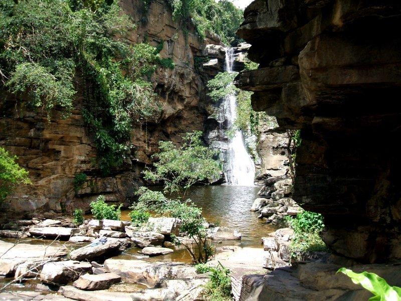 Cachoeira de Lourdes