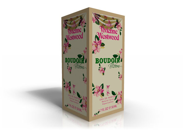 Packaging Vivienne Westwood Boudoir Bloom