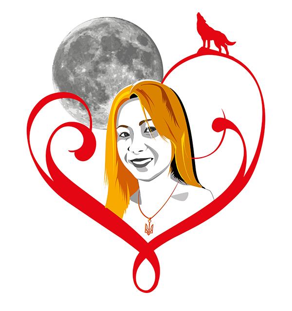 Déesse de la Lune