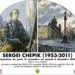 Exposition Sergei Chepik - Novembre 2018 - Calicot