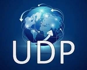 Serial port to UDP - user datagram protocol redirector