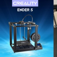 Creality Ender 5 : unboxing et premier test d'impression
