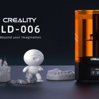 Creality LD-006 : Test of the 4k Monochrome printer