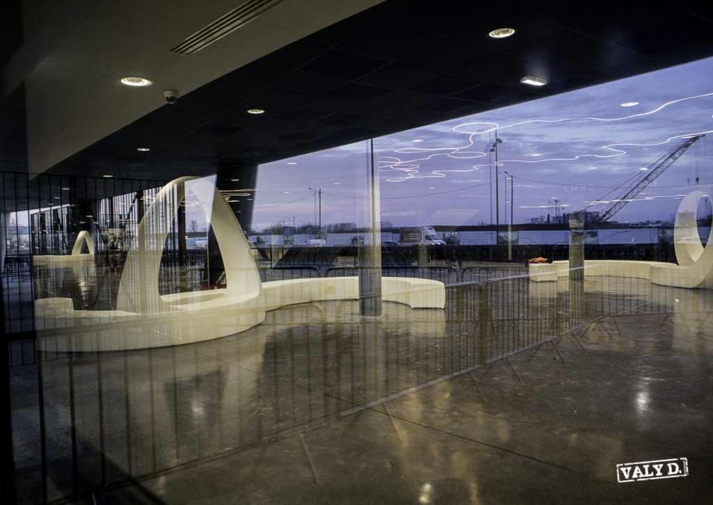 Bordeaux Métropole Arena par Valérie Dion