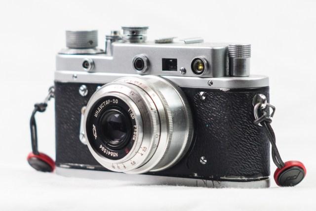 1958 Zorki 2s