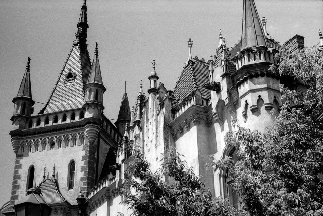 Palace Spires