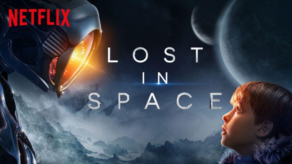 Risultati immagini per LOST IN SPACE