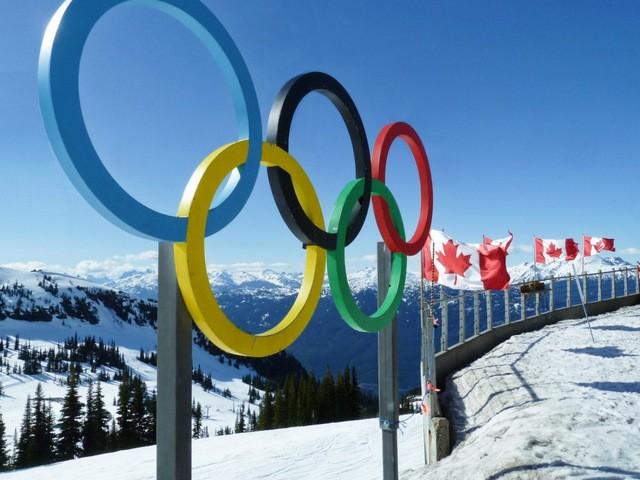 anneaux olympiques de whistler