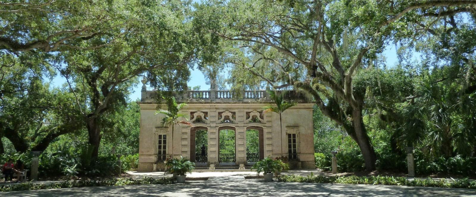 Villa Vizcaya Museum and Gardens Miami