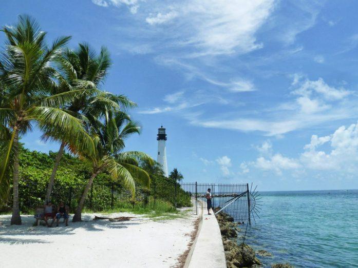 Que faire à Miami ? Explorer le Bill Baggs State Park