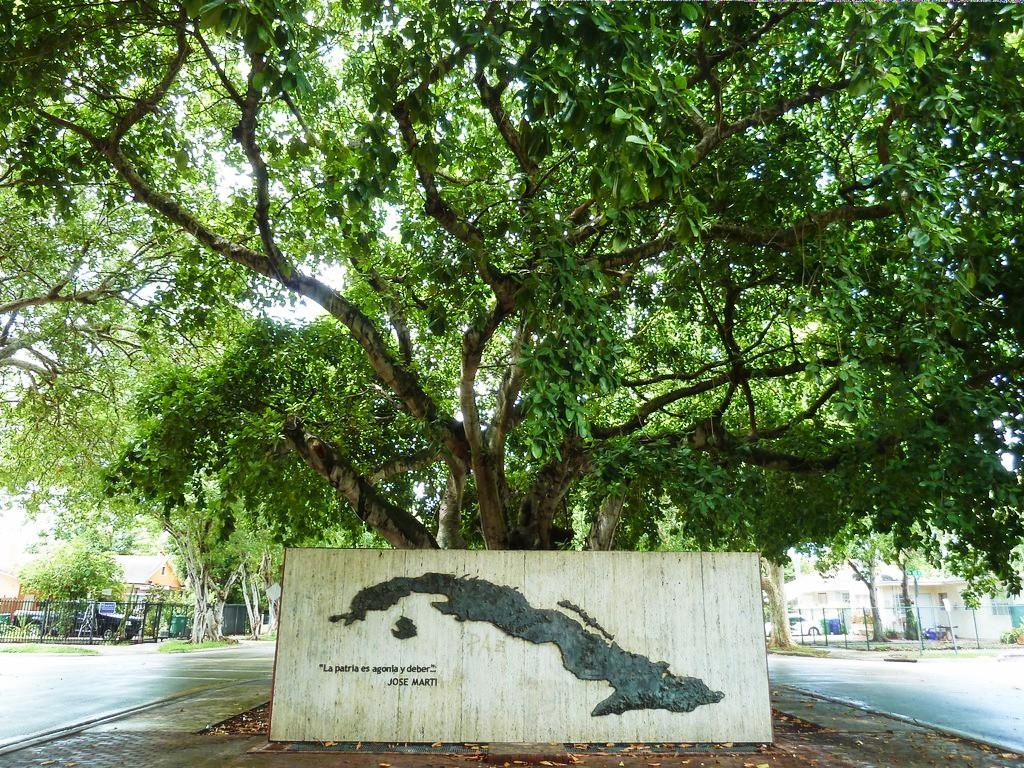 Cuban Memorial Boulevard Park Miami