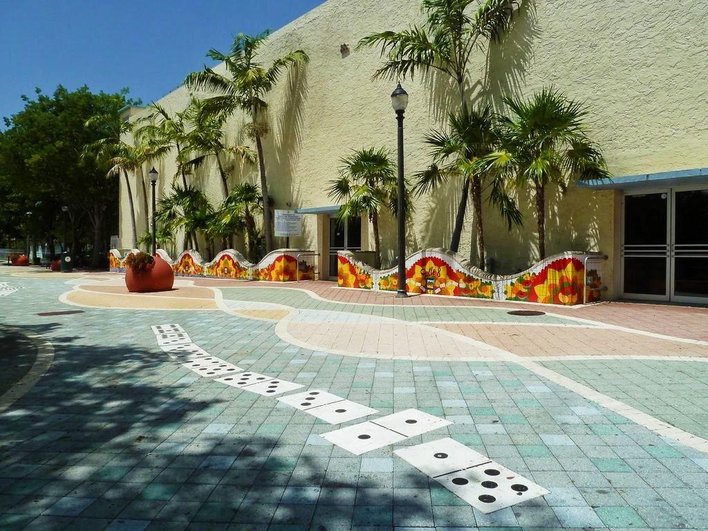 Domino Park Little Havana Miami
