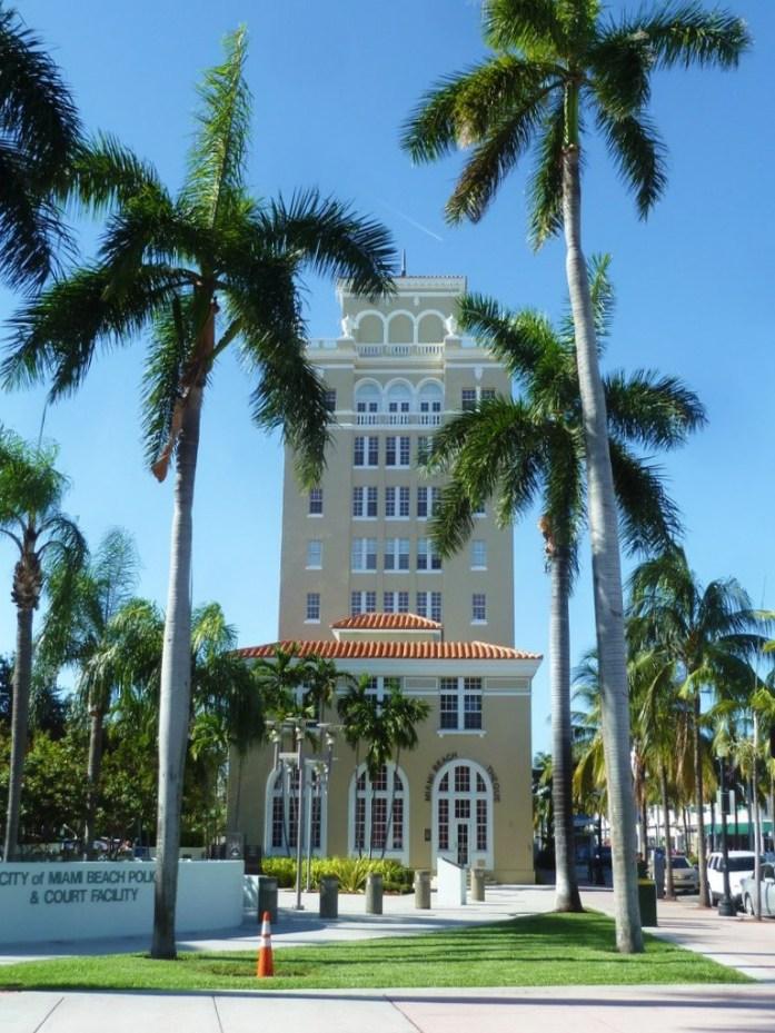 Que faire à Miami ? Palais de Justice style art deco Miami Beach