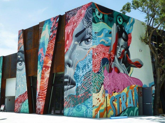 Wynwood femme street art