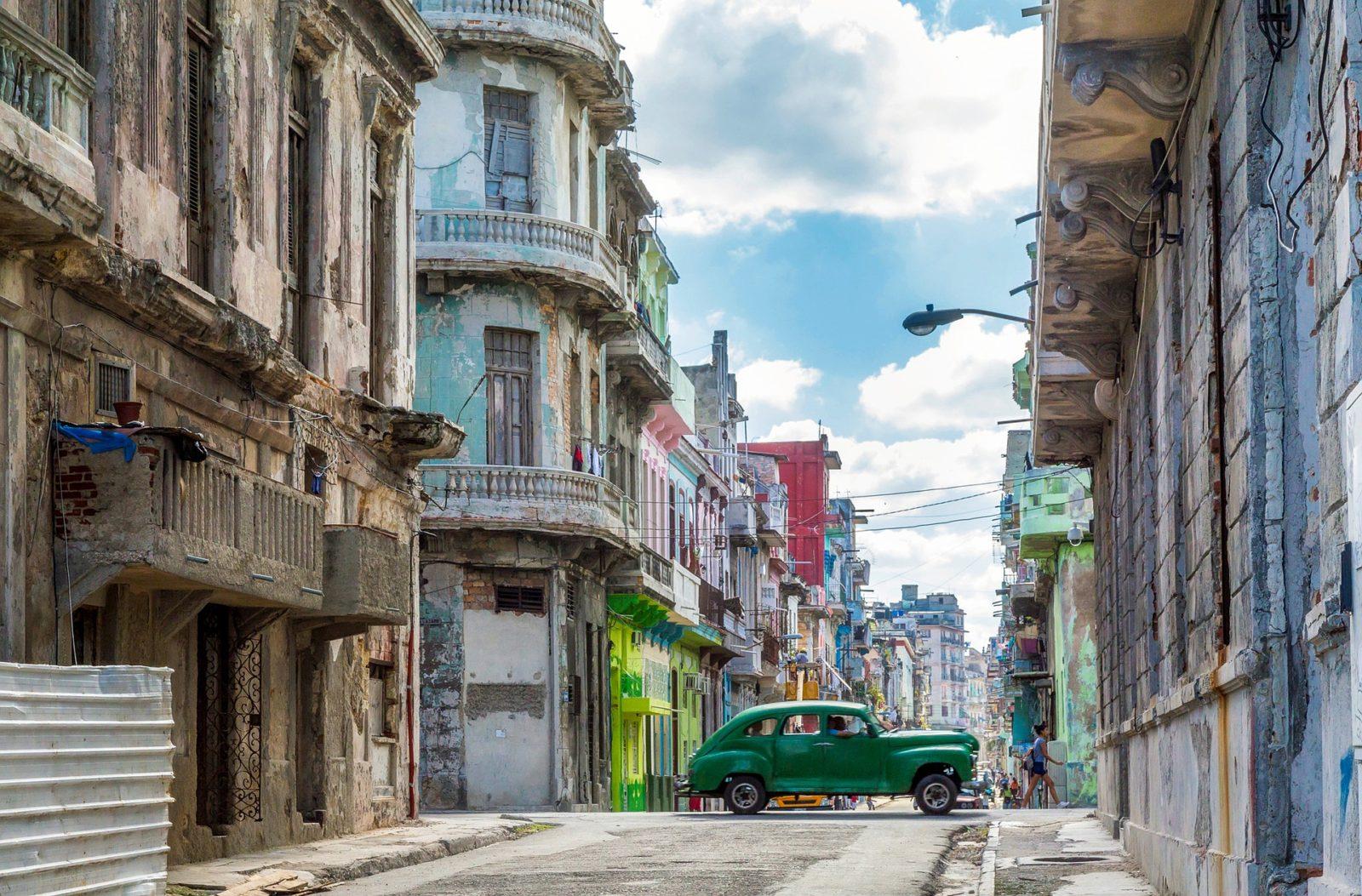 Bucket List Cuba