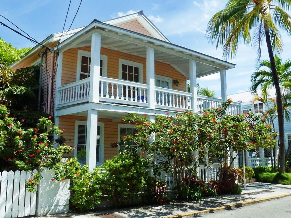 Keys maison orange