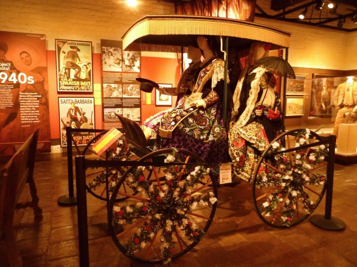 santa barbara intérieur historical museum