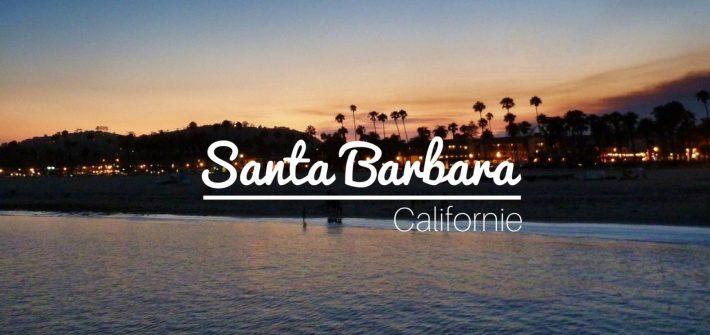 Santa Barbara Californie