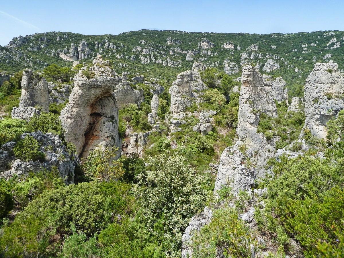 Le cirque de Mourèze, un site naturel exceptionnel
