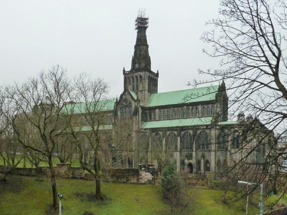 Glasgow cathédrale