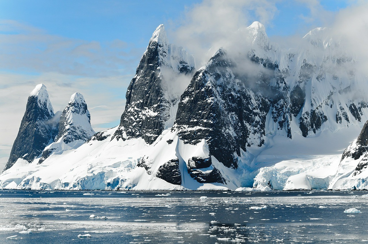 Bucket List Antarctique