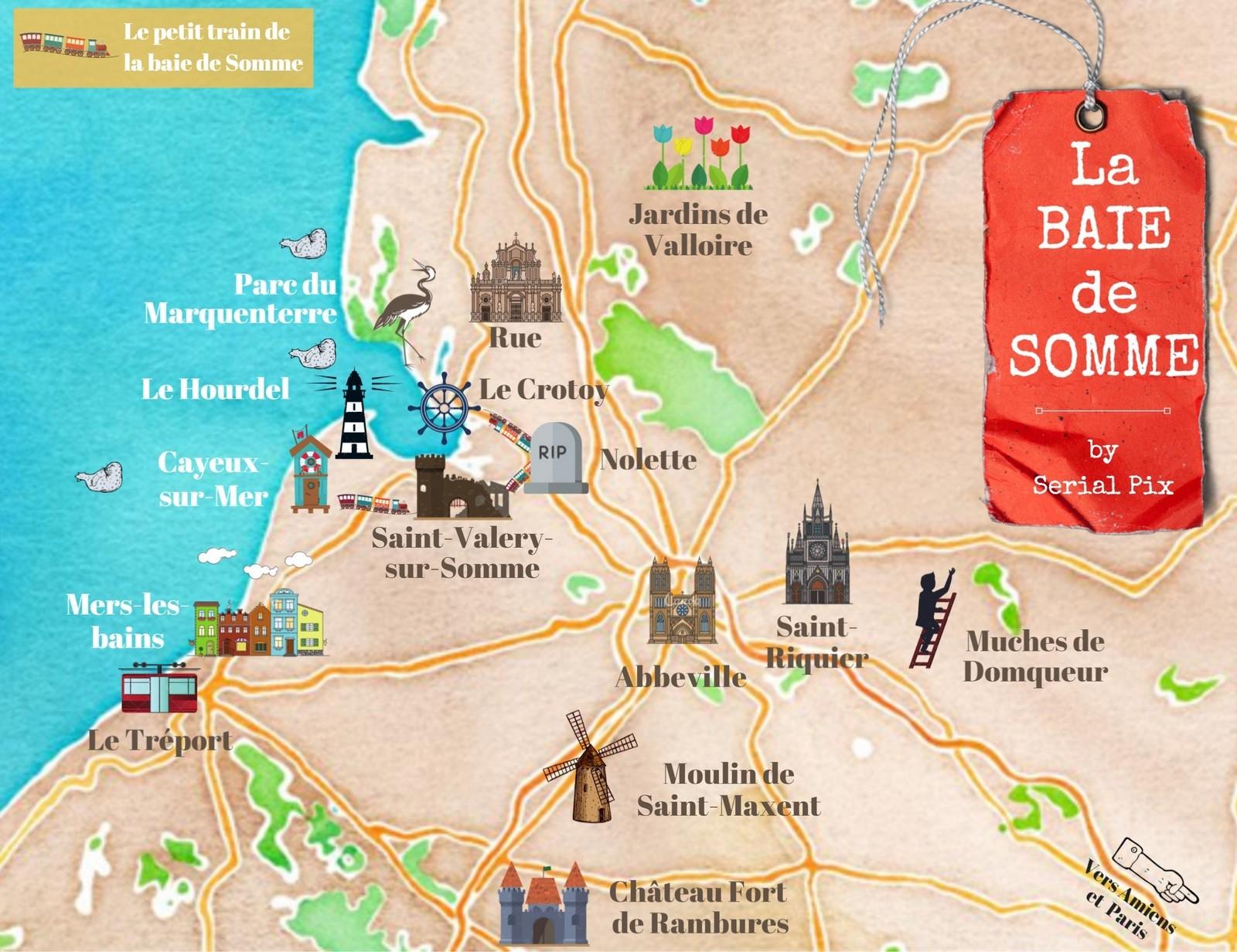Extraordinaire Que faire et que voir en Baie de Somme ? Guide complet et bons plans @HQ_34
