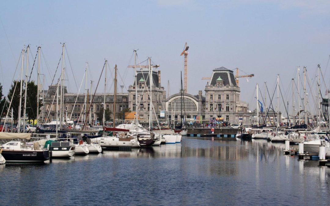 Visiter Ostende en Belgique : une journée sur le littoral de la mer du nord