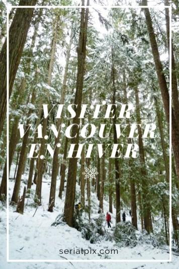 visiter vancouver en hiver