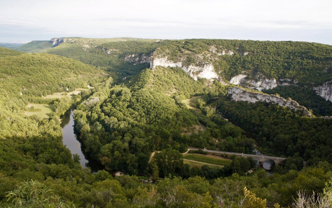 Saint-Antonin Noble Val, week-end nature dans les gorges de l'Aveyron