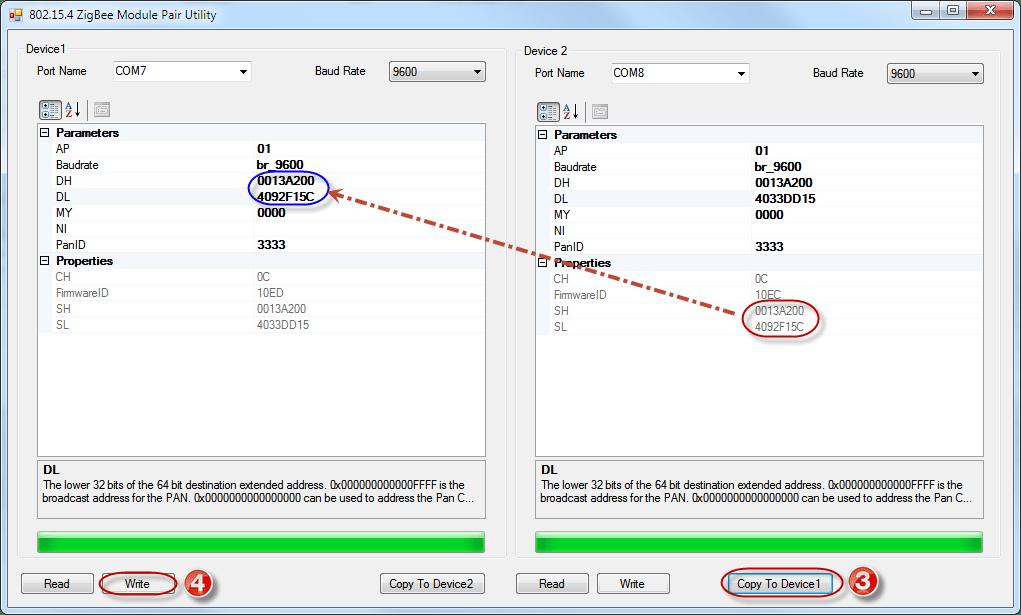 arbser serial command utility module firmware