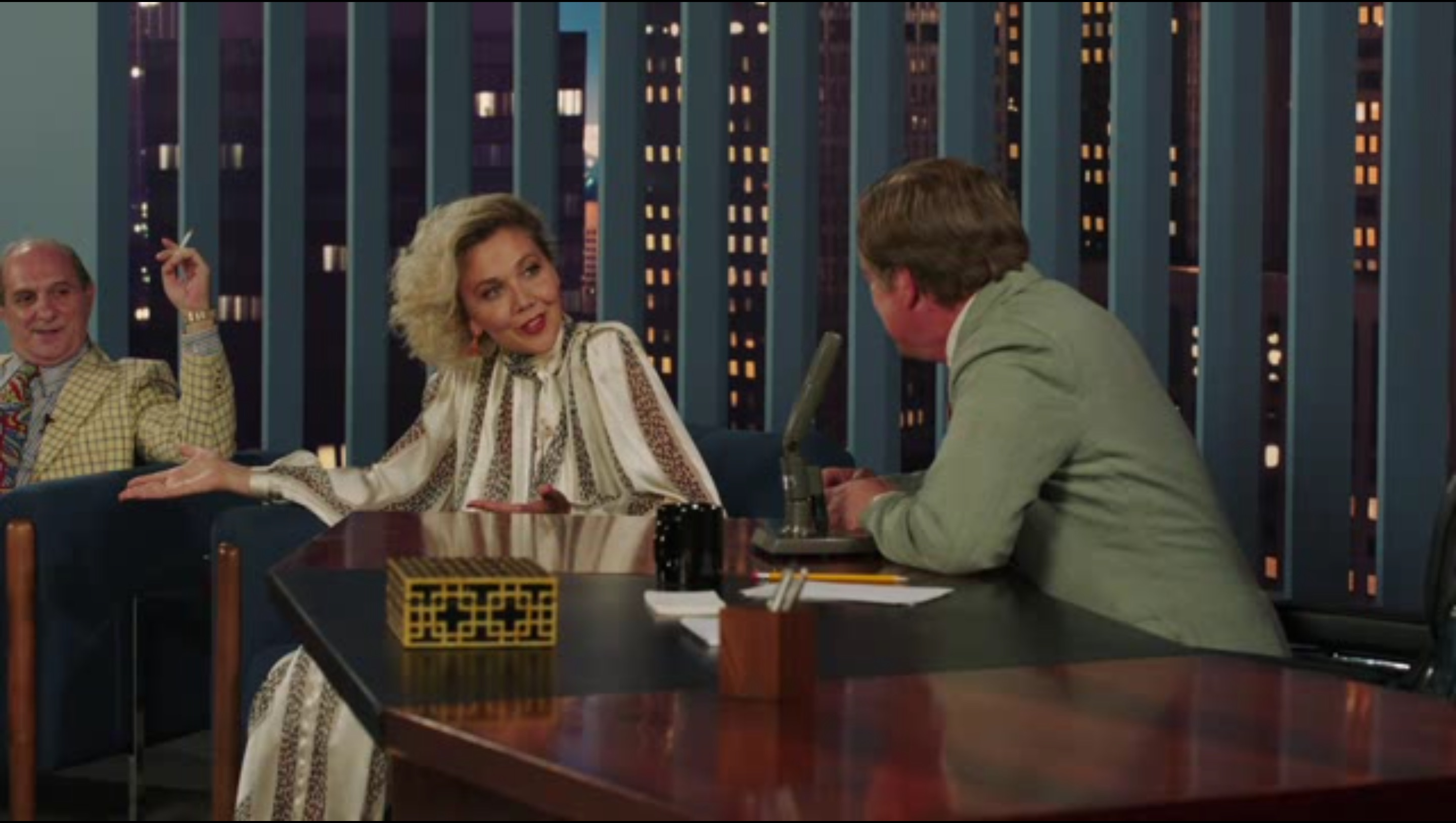 The Deuce - 2x08/09 Nobody Has to Get Hurt & Inside the Pretend