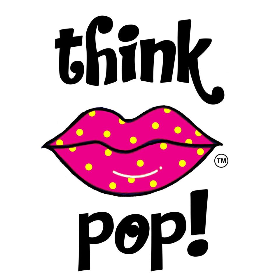 T-Shirt  marchio Think Pop