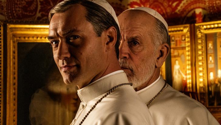 The New Pope : la série débarque aujourd'hui sur Canal+
