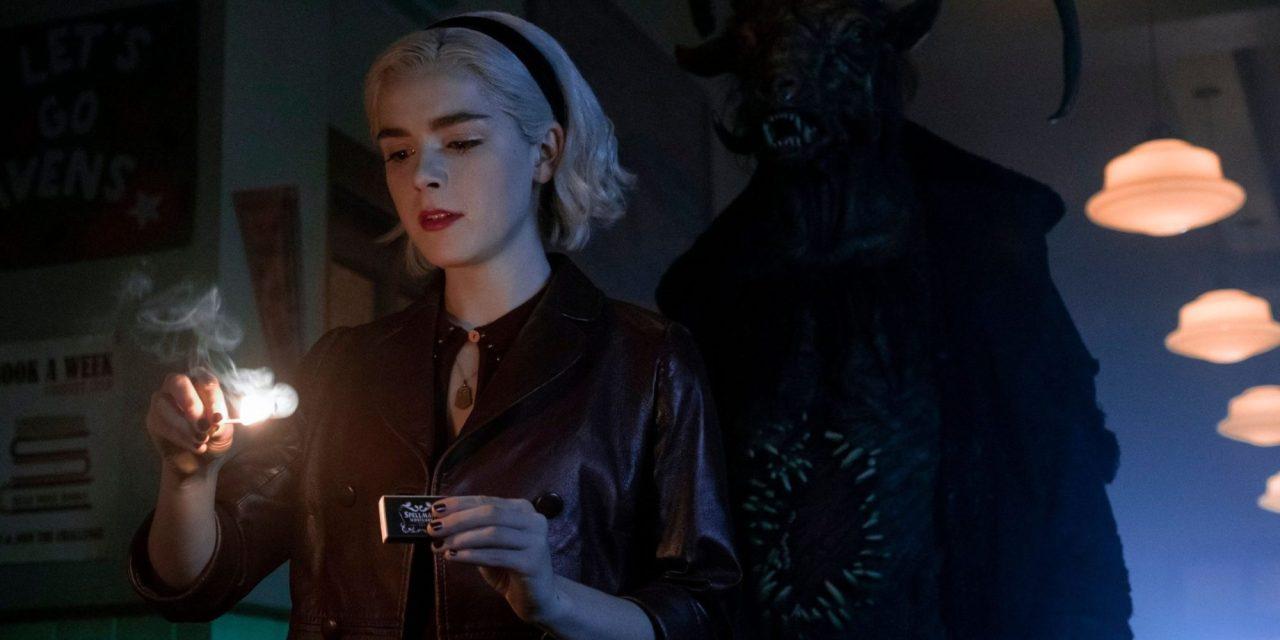 Les nouvelles aventures de Sabrina : la saison 4 sera la dernière !