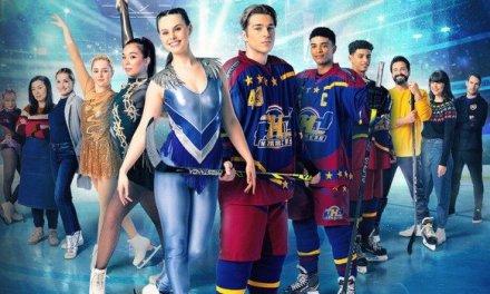 Jamais froid aux yeux : une teen-serie sur le patinage artistique et le hockey sur glace (en mars sur Netflix)